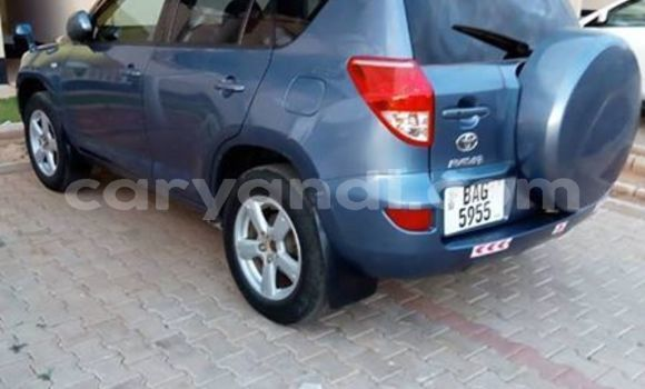 Buy Used Toyota RAV4 Blue Car in Lusaka in Zambia