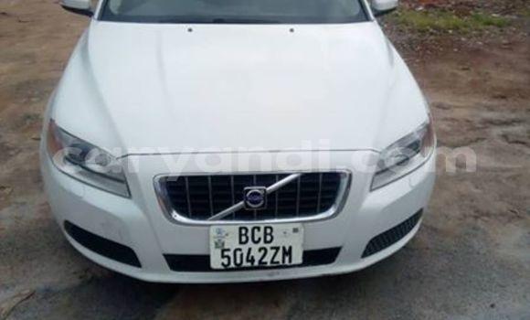 Buy Used Volvo V70 White Car in Kitwe in Zambia