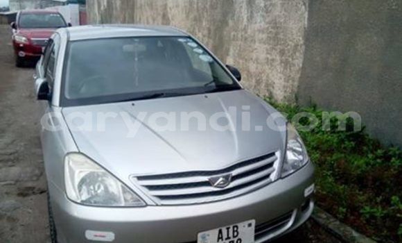 Buy Used Toyota Allion Silver Car in Kitwe in Zambia