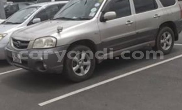 Buy Used Mazda Tribute Silver Car in Kitwe in Zambia