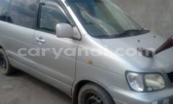 Buy Used Toyota Noah Silver Car in Kitwe in Zambia