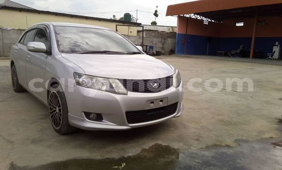 Buy Used Toyota Allion Silver Car in Kitwe in Zambia