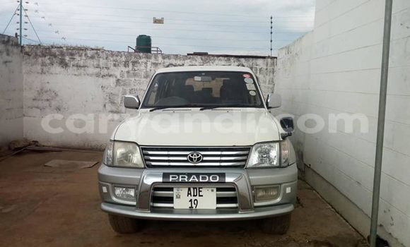 Buy Used Mitsubishi Pajero White Car in Kitwe in Zambia