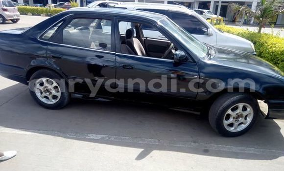 Buy Used Toyota Corolla Black Car in Lusaka in Zambia