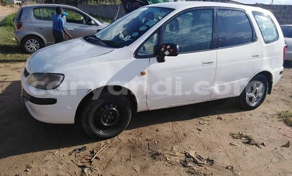 Buy Used Toyota Spacio White Car in Lusaka in Zambia