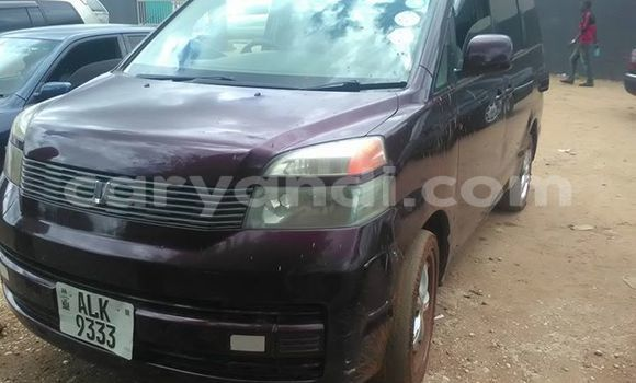 Buy Used Toyota Voxy Other Car in Lusaka in Zambia