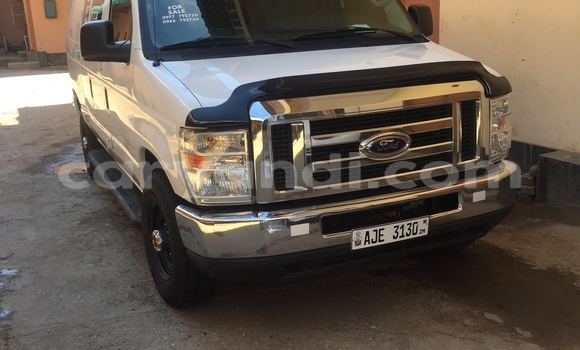 Buy Used Ford E 150 Cargo Van White Truck in Lusaka in Zambia