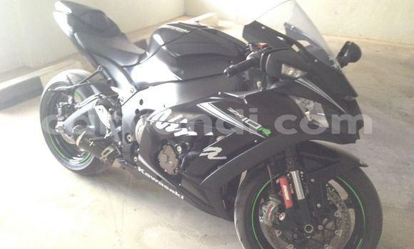 Buy Used Kawasaki Ninja ZX-10R Black Bike in Lusaka in Zambia