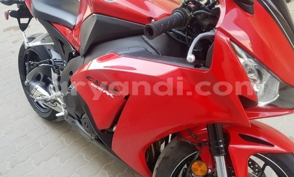 Buy Used Honda CBR 1000 RR Red Bike in Choma in Southern