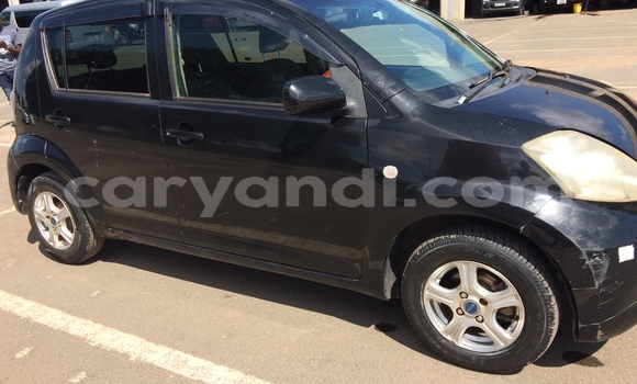 Buy Used Toyota Passo Black Car in Lusaka in Zambia