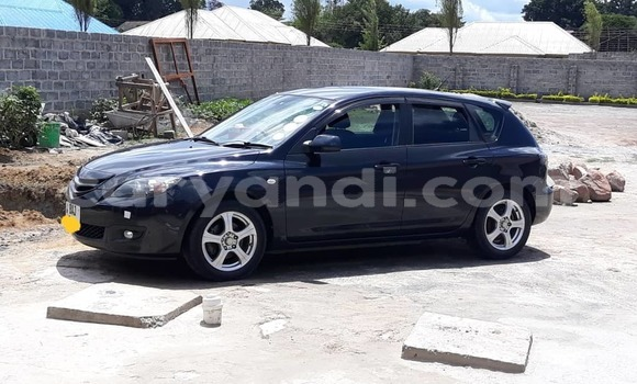 Buy Used Mazda Axela Black Car in Lusaka in Zambia