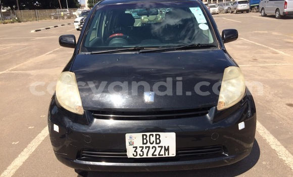 Buy Used Toyota Passo Black Car in Lusaka in Zambia