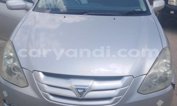 Buy Used Toyota Caldina Silver Car in Lusaka in Zambia