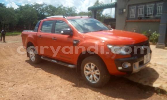 Buy Used Ford Ranger Red Car in Lusaka in Zambia