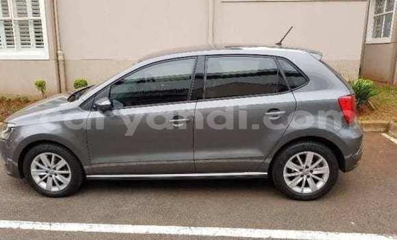 Buy Used Volkswagen Polo Blue Car in Senanga in Western