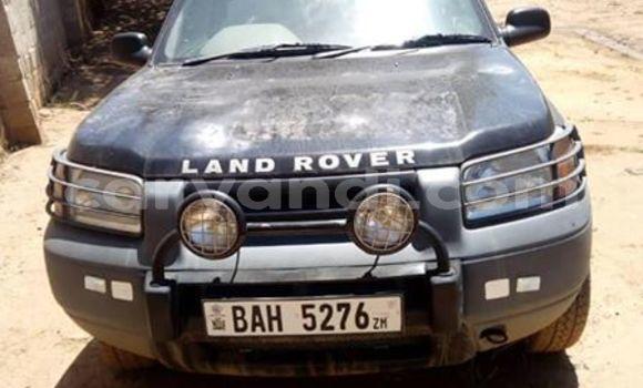 Buy Used Land Rover Freelander Black Car in Lusaka in Zambia