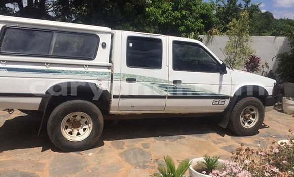 Buy Used Nissan Hardbody White Car in Lusaka in Zambia