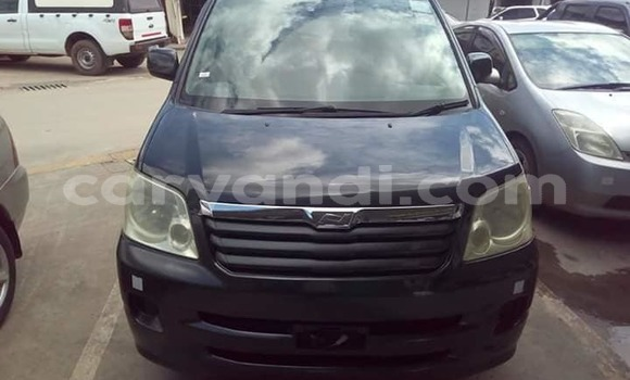 Buy Used Toyota Noah Black Car in Lusaka in Zambia