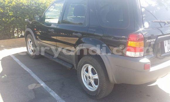 Buy Used Ford Club Wagon Black Car in Chingola in Zambia