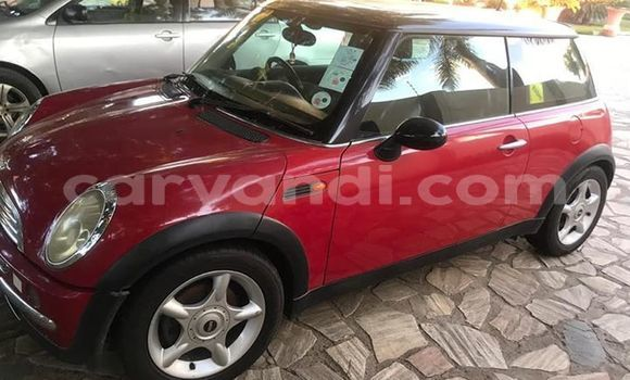 Buy Used MINI Cooper Red Car in Lusaka in Zambia