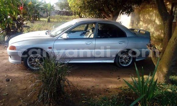 Buy Used Mitsubishi Lancer Silver Car in Lusaka in Zambia