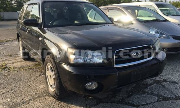 Buy Used Subaru Outback Black Car in Chingola in Zambia