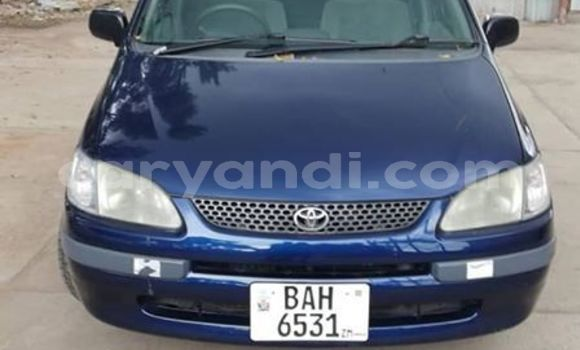 Buy Used Toyota Spacio Blue Car in Lusaka in Zambia