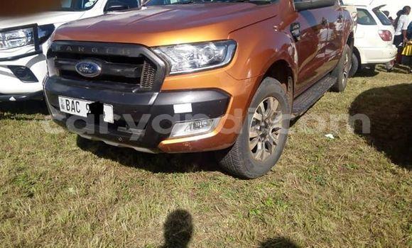 Buy Used Ford Ranger Brown Car in Lusaka in Zambia