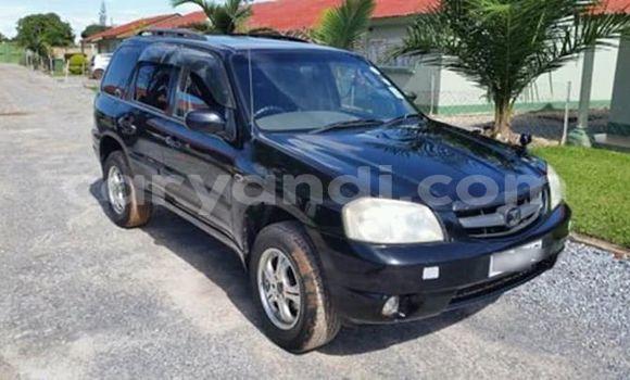 Buy Used Mazda Tribute Black Car in Lusaka in Zambia