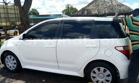 Buy Used Toyota IST White Car in Kitwe in Zambia