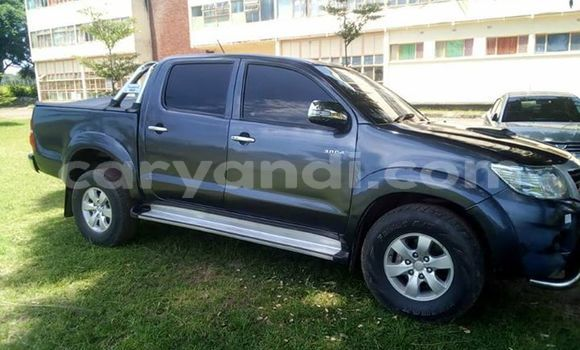 Buy Used Toyota Hilux Other Car in Kitwe in Zambia
