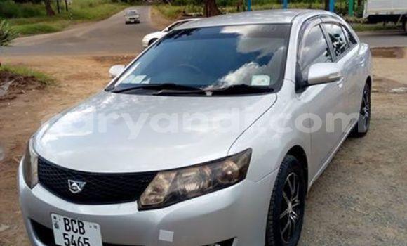Tenga Tsaru Toyota Allion Sirivha Mota in Kitwe in Zambia