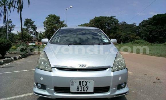 Buy Used Toyota Wish Silver Car in Kitwe in Zambia