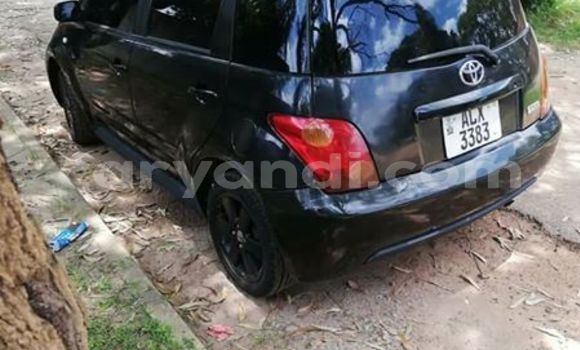 Buy Used Toyota IST Black Car in Kitwe in Zambia