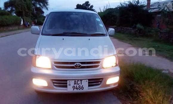 Buy Used Toyota Noah Silver Car in Kitwe in Zambia