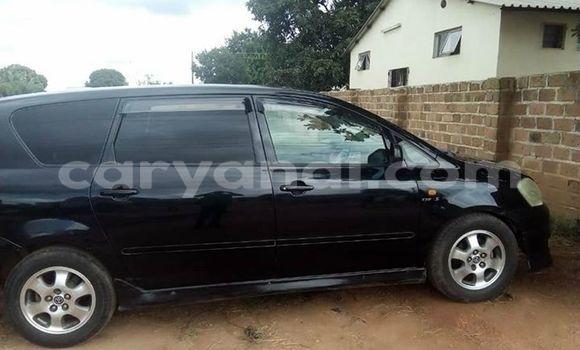 Buy Used Toyota Ipsum Black Car in Kitwe in Zambia