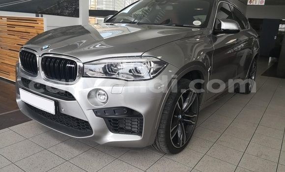 Buy Used BMW X6 M Silver Car in Lusaka in Zambia