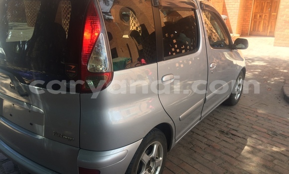 Buy Used Toyota FunCargo Silver Car in Lusaka in Zambia