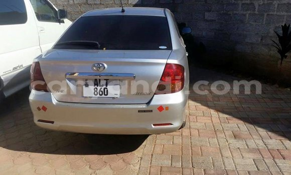 Buy Used Toyota 4Runner Silver Car in Chingola in Zambia