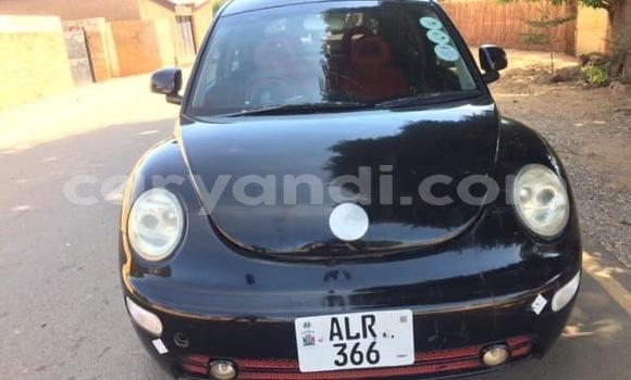 Buy Used Volkswagen Beetle Black Car in Lusaka in Zambia