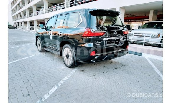 Buy Import Lexus LX Black Car in Import - Dubai in Zambia