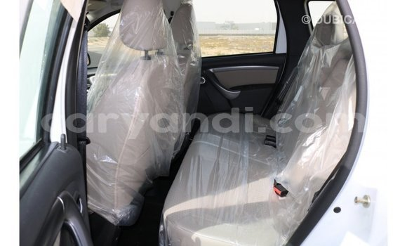 Buy Import Renault Duster White Car in Import - Dubai in Zambia