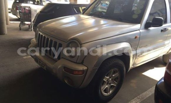 Buy Used Jeep Compass White Car in Chingola in Zambia