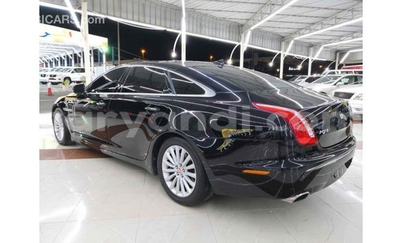 Buy Import Jaguar XJ Black Car in Import - Dubai in Zambia
