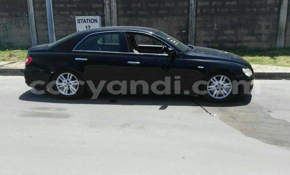 Buy Used Toyota Mark X Black Car in Lusaka in Zambia