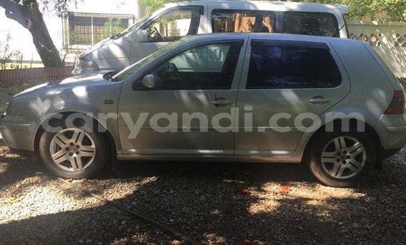 Buy Used Volkswagen Golf Silver Car in Lusaka in Zambia