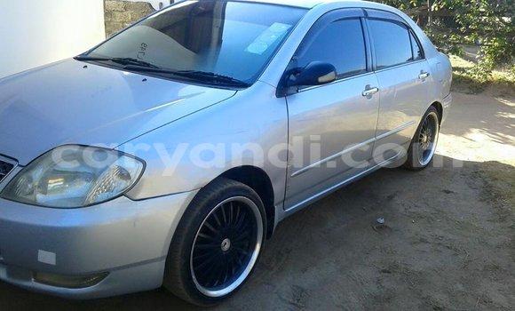 Buy Used Toyota 4Runner Black Car in Ndola in Zambia