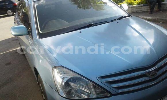 Buy Used Toyota Allion Blue Car in Lusaka in Zambia
