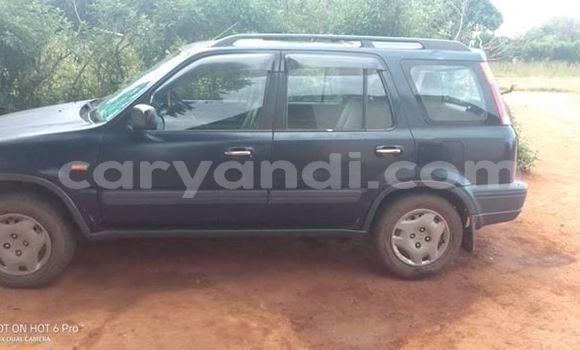 Buy Used Honda CR–V Black Car in Lusaka in Zambia