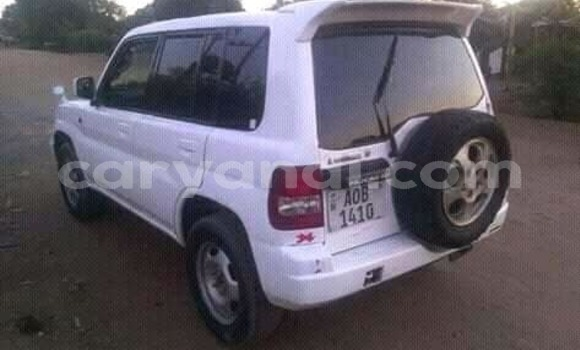 Buy Used Mitsubishi Pajero Mini White Car in Lusaka in Zambia